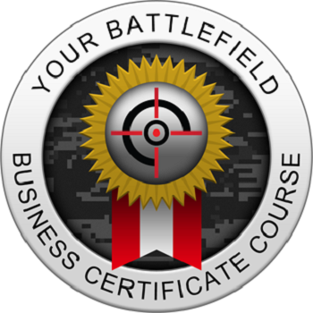 BUSINESS CERTIFICATE BADGE