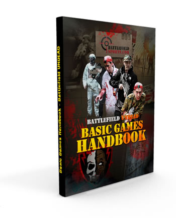 basic games handbook - battlefield undead