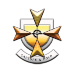 capture the flag game badge