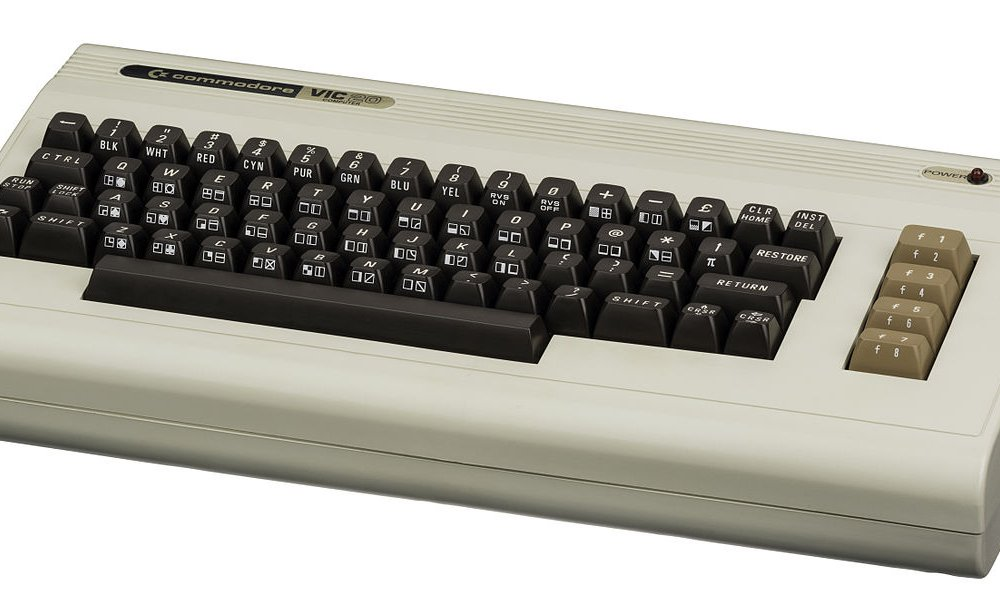 who invented the Vic20?