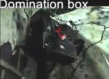 Domination Box for Laser Tag Leagues