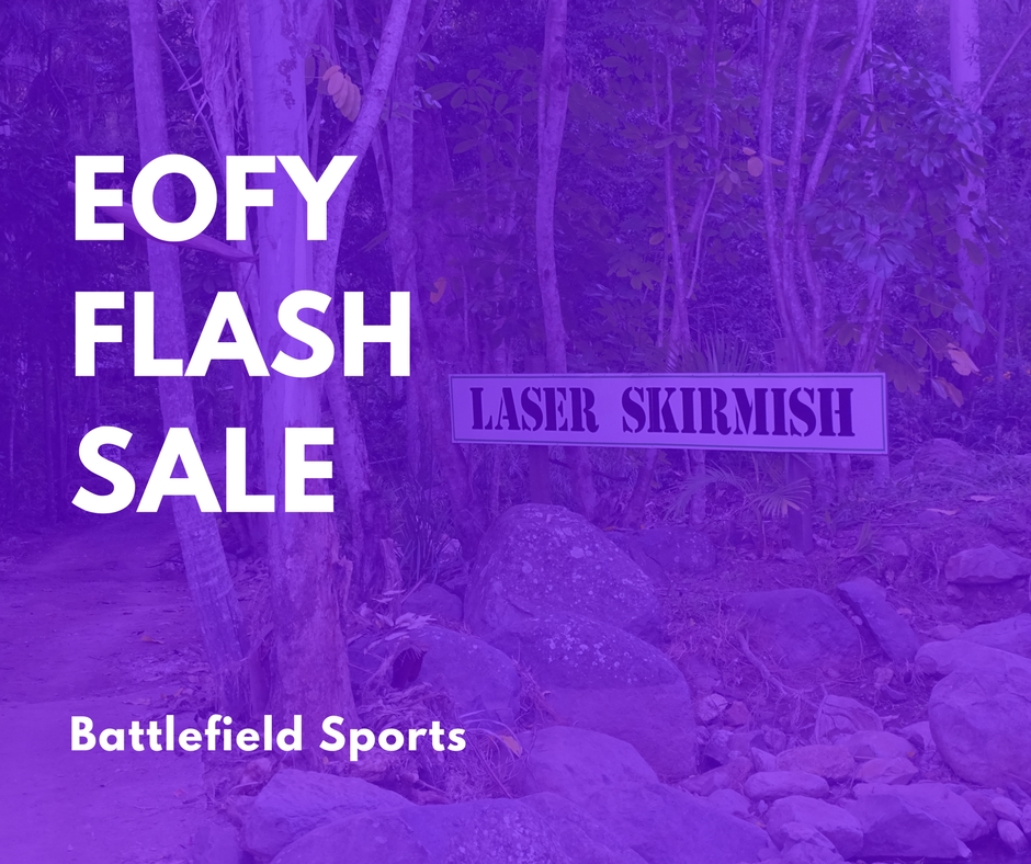 end of financial year flash sale