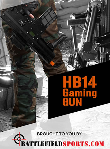 HB14 brought to you by Battlefield Sports