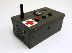 Compact Medic Box - Red Team