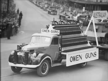 owen sub machine guns for sale