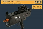 Spitfire Machine Pistol