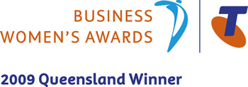 telstra awards winner