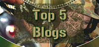 top 5 blogs for 2015