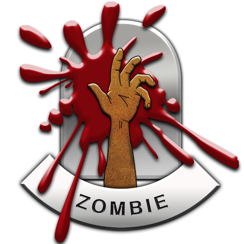 interactive zombie attractions