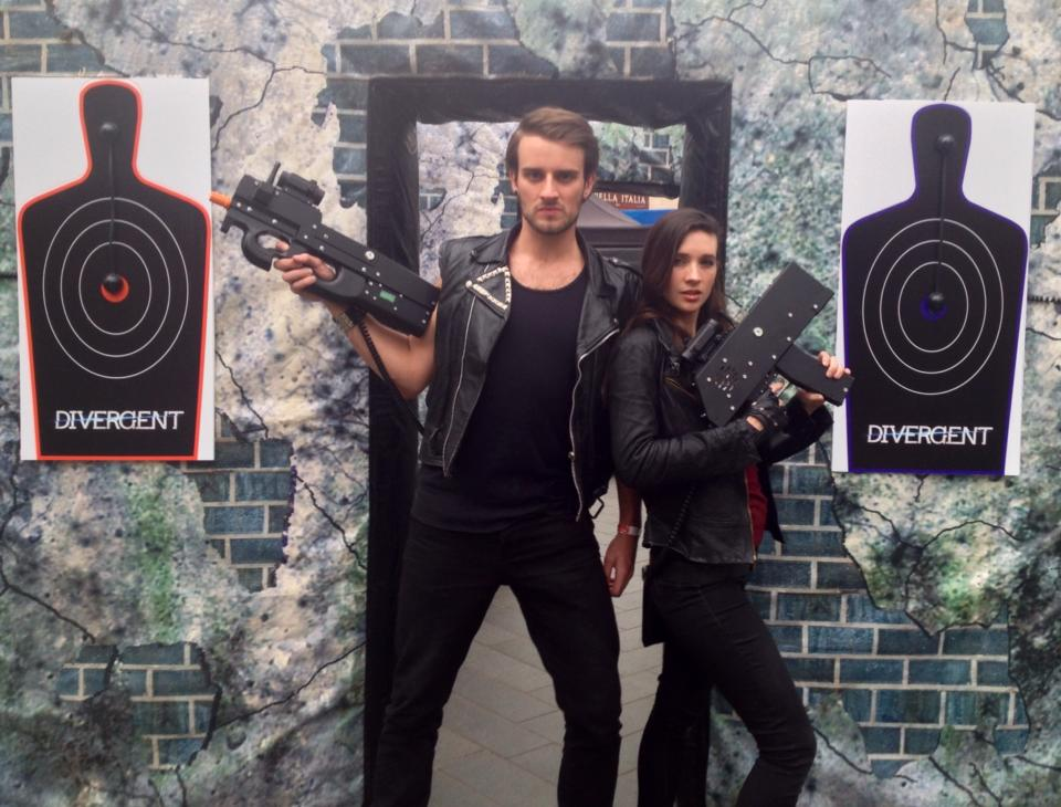 Battlefieldlive Create Dauntless Experience At Divergent