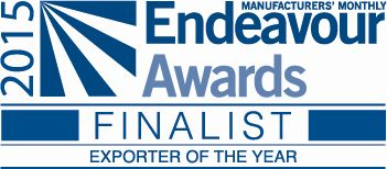 exporter of the year finalist endeavour awards