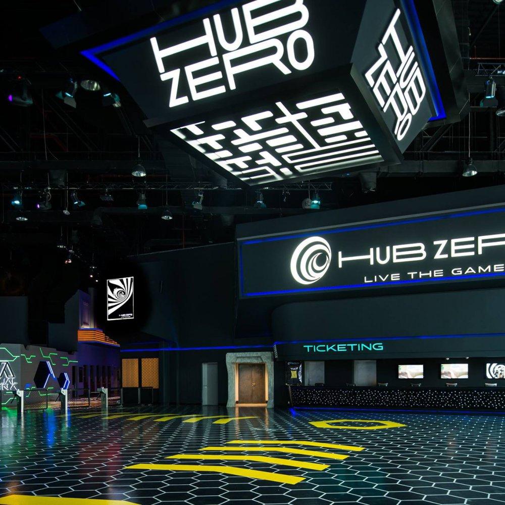 New Video Game Theme Park, Hub Zero, Opens In Dubai With ...