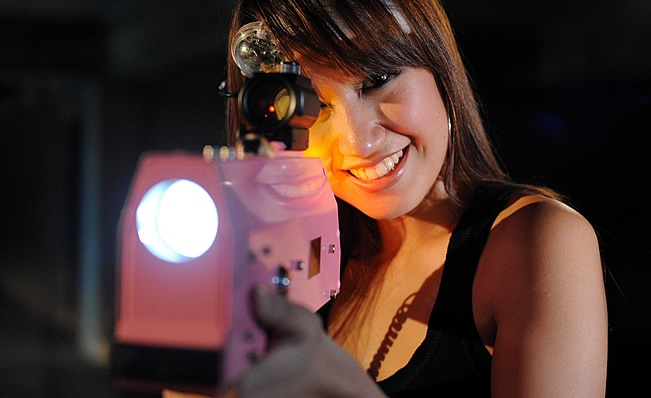 choose indoor laser tag venue