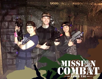 mission combat adds Battlefield Sports equipment
