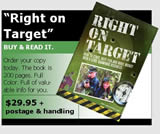 right on target book