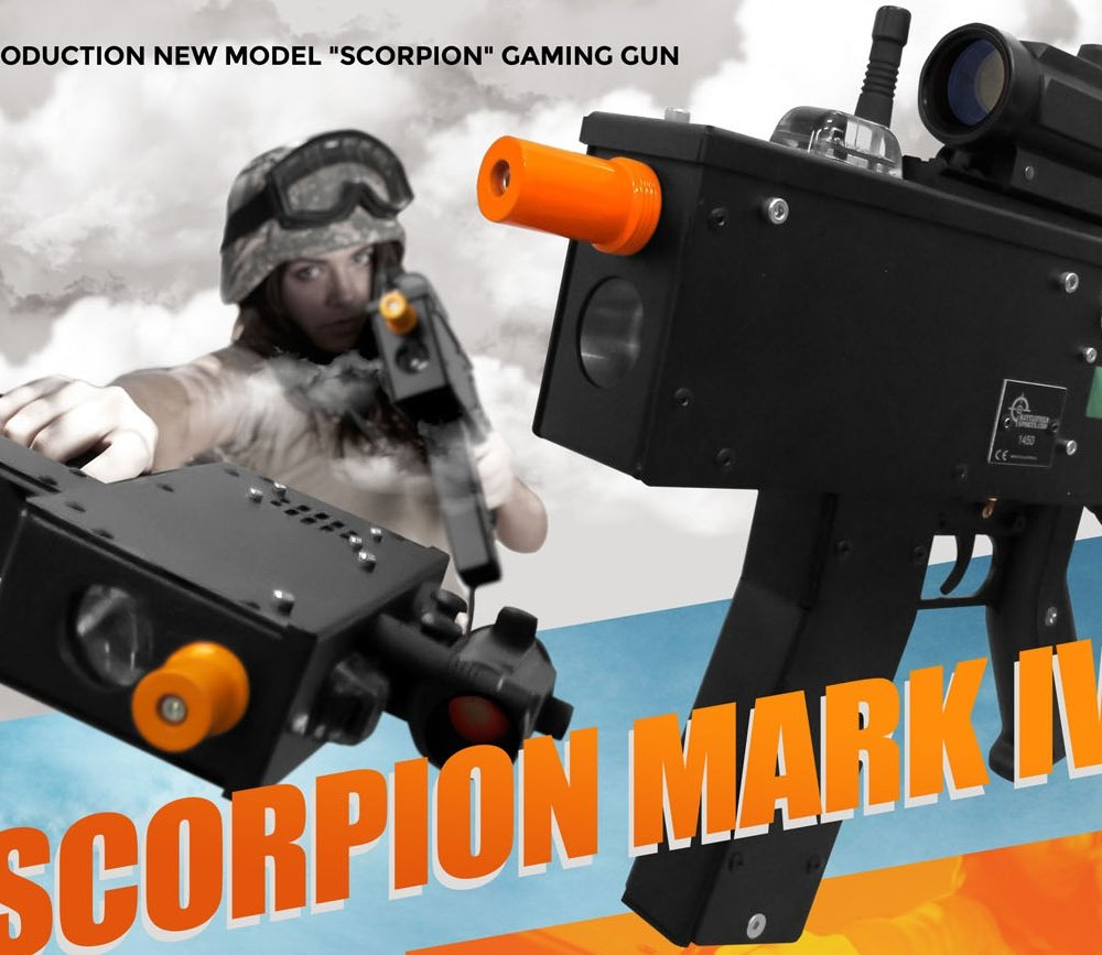 scorpion mark iv