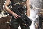 CO Siren with a Commando