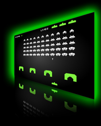arcade games space invaders
