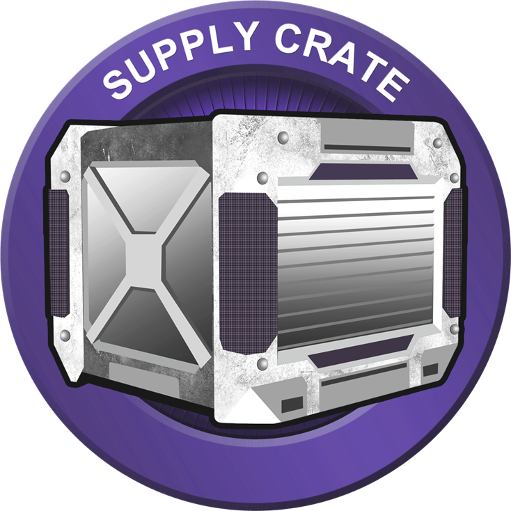 supply crate - battle royale LIVE