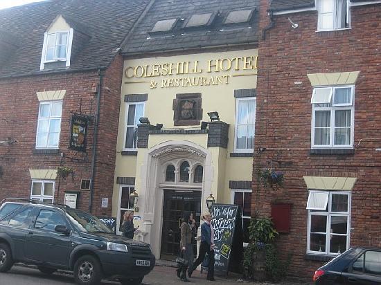 coleshill inn