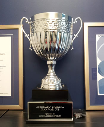 australian national clan war perpetual trophy