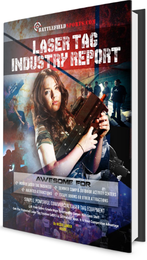 laser tag industry report 2020