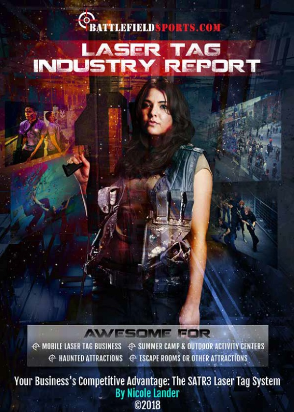 laser tag equipment industry report