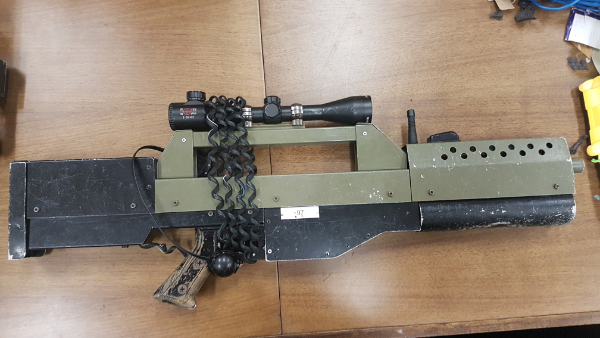 used laser tag gun sniper rifle