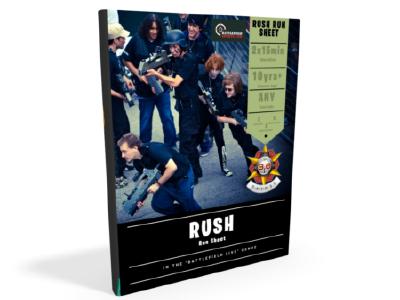 Rush Run Sheet