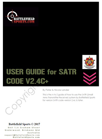 SATR2 user guide