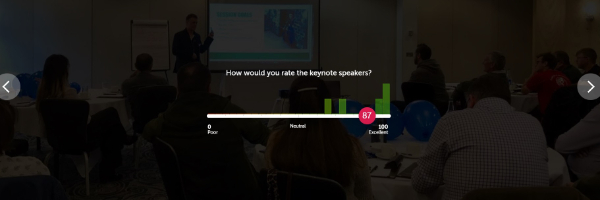feedback on the keynote speakers
