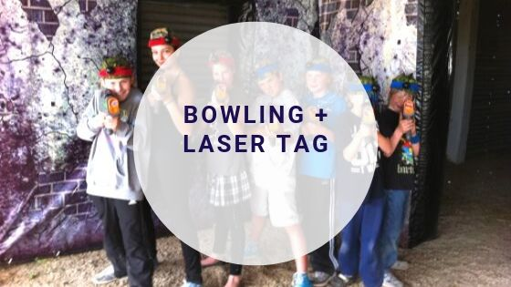 Laser Tag and Bowling Alleys