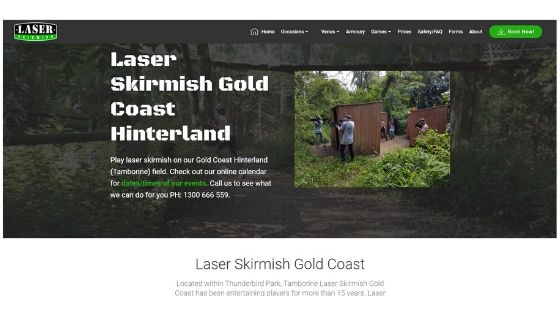 laser skirmish gold coast