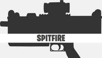 spitfire - #2 best seller for mil-sim tactical laser tag