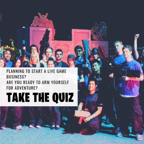 are you ready? take the quiz