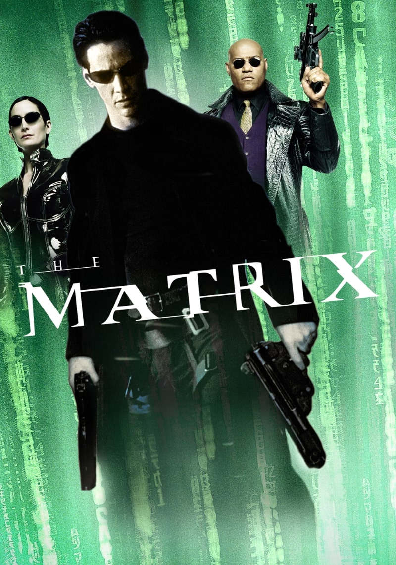 Operator Character in the Matrix Movies