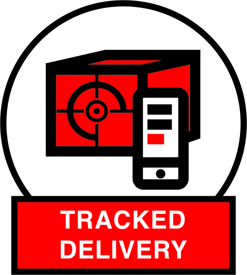 tracked delivery