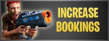 Increase Bookings