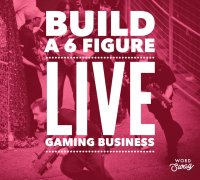 start a live gaming business
